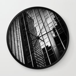 Dark Towers Wall Clock