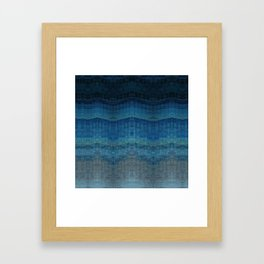 Fabric 50. Framed Art Print