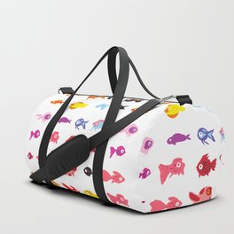 Fish collection Duffle Bag