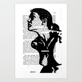 For an Eternity Art Print