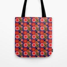 Groovy baby floral Tote Bag