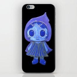 Moonkhin 5 (Iridum Cobalt) iPhone Skin