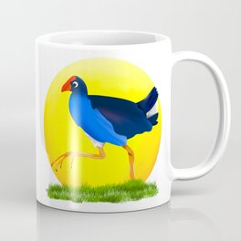 Pukeko Coffee Mug