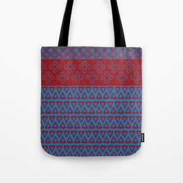 Japanese Style Bohemian Pattern Tote Bag
