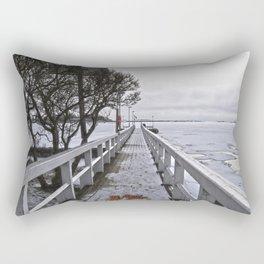Frozen Finland Rectangular Pillow