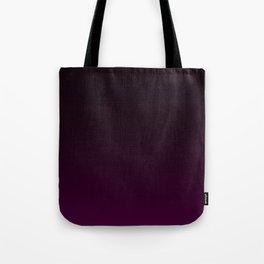 Aubergine Gradient Tote Bag