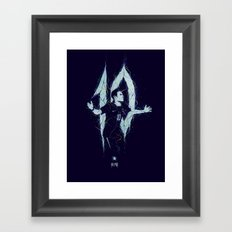 Neymar Framed Art Print
