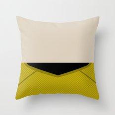 Sulu - Star Trek Reboot 2009 AOS - Trektangle - Trektangles - Hikaru Sulu - startrek Throw Pillow