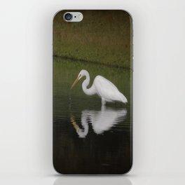 Fishing In The Morning iPhone Skin