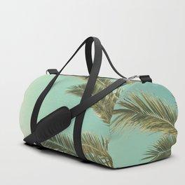 Autumn Palms II Duffle Bag