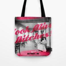 Detroit Boat Club Tote Bag