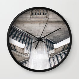 New York Public Library Wall Clock