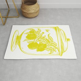 Lemonade Potion  Rug