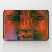 meditation iPad Cases featuring Meditation by zAcheR-fineT