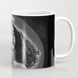 Isis in Black & White Coffee Mug