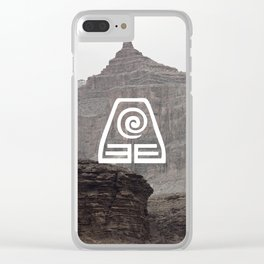 Earth Kingdom Clear iPhone Case