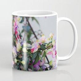 Fuchsia Flowers Coffee Mug