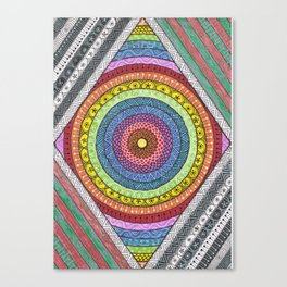 Psychedelook Canvas Print