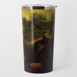 NO MONA LISA Travel Mug