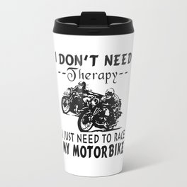 RACE MY MOTORBIKE Travel Mug