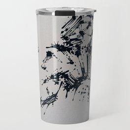 Splaaash Series - Dark Force Ink Travel Mug