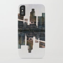 Landscapes c3 (35mm Double Exposure) iPhone Case