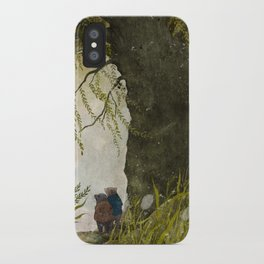 The Wind in the Willows iPhone Case
