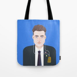 Gordon Cole | Twin Peaks Tote Bag