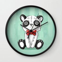 Panda Doll Wall Clock