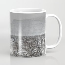 Misty Snow Coffee Mug