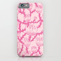 Pink Thorn Slim Case iPhone 6s