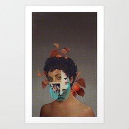 Z (Zed) Art Print
