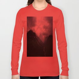 Mystic Mountains Long Sleeve T-shirt