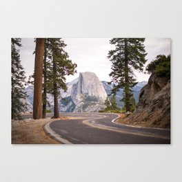 Road to Half Dome Canvas Print