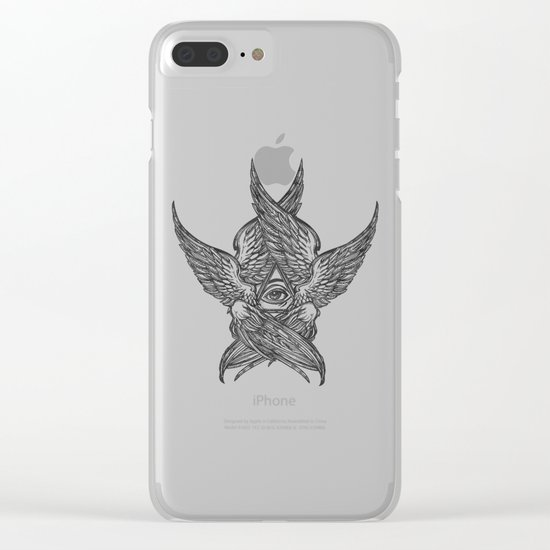 Ascend Clear iPhone Case