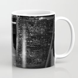 I Sit And Think - Old Ohio Basement Coffee Mug
