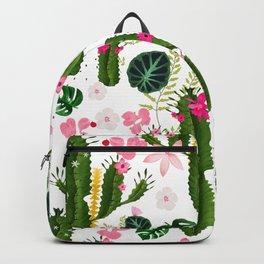 desert flowers Backpack