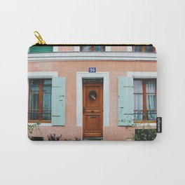 Rue Crémieux House Front Carry-All Pouch