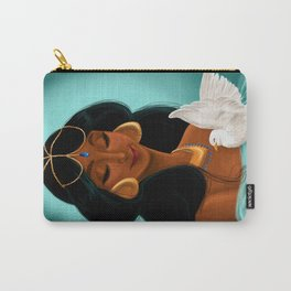 Her royal highness, the Sultana Jasmine Carry-All Pouch