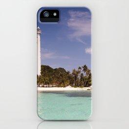 #belitung 02. iPhone Case