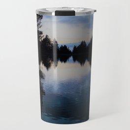 Blue Lakes Travel Mug