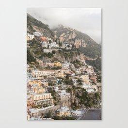 Positano, Amalfi Coast II Canvas Print