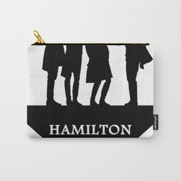 hamiton musical quote Carry-All Pouch