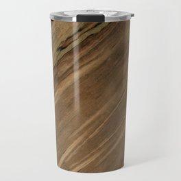 Etimoe Crema Wood Travel Mug