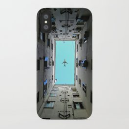 Lookup in Rome iPhone Case