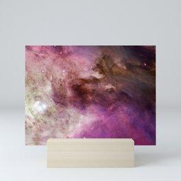 Space 01 Mini Art Print