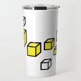Angular Eyes Travel Mug