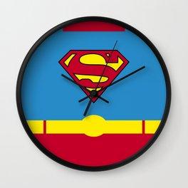 Superman - Superhero Wall Clock