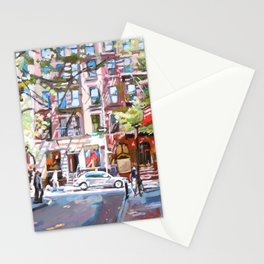 Minetta Lane, Greenwich Village Stationery Cards