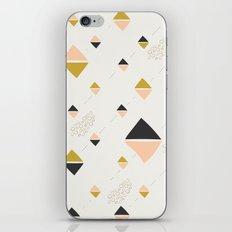 Abstract rhombuses iPhone & iPod Skin